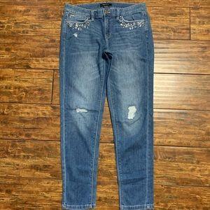 WHBM Girlfriend Jeans